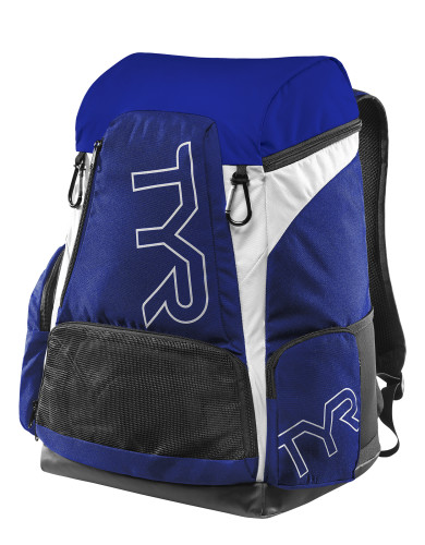 מוצרי TYR לנשים TYR Alliance 45L Backpack - כחול/לבן