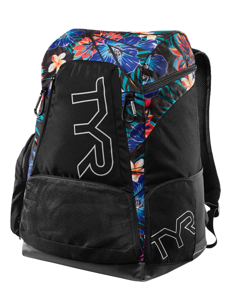 מוצרי TYR לנשים TYR Alliance 45L Backpack - Lava - שחור/כחול
