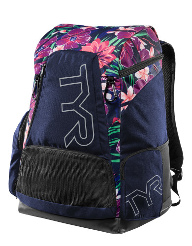 מוצרי TYR לנשים TYR Alliance 45L Backpack - Lava - סגול/כחול