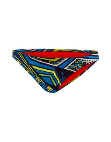 מוצרי TYR לנשים TYR Whaam bikini bottom - שחור/כחול