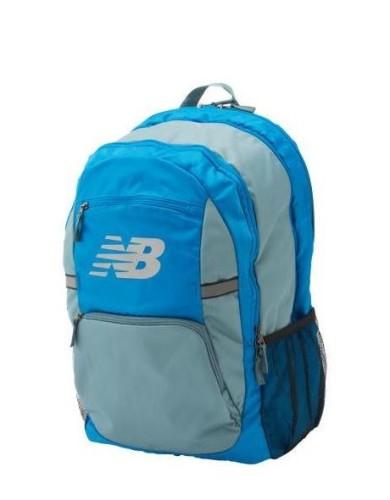 מוצרי ניו באלאנס לנשים New Balance Accelerator Backpack - כחול