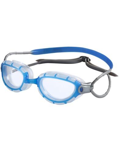 מוצרי זוגס לנשים Zoggs Predator - אפור/כחול
