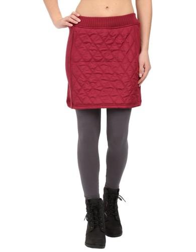 מוצרי Prana לנשים Prana Diva Skirt - אדום