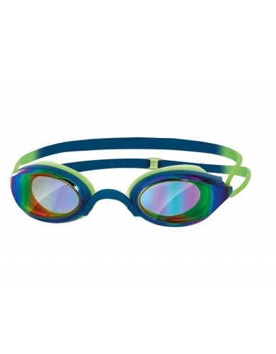 מוצרי זוגס לנשים Zoggs Fusion Air - כחול/ירוק