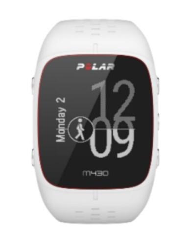 מוצרי Polar לנשים Polar M430 - לבן
