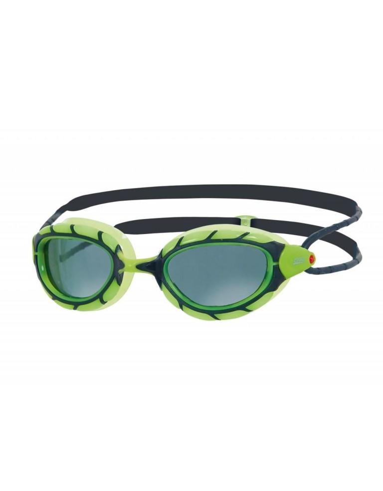 מוצרי זוגס לנשים Zoggs Predator Polarized Ultra - שחור/ירוק