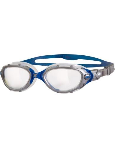 מוצרי זוגס לנשים Zoggs Predator Flex - אפור/כחול