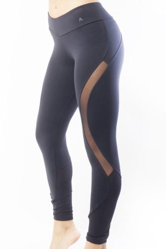 מוצרי ריו גים לנשים Rio Gym Bella Legging - שחור