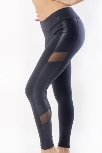 מוצרי ריו גים לנשים Rio Gym Camila Legging - שחור