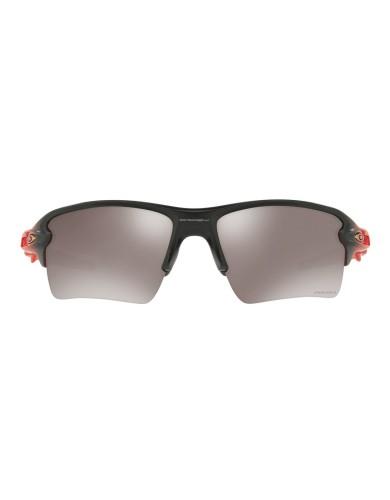 מוצרי Oakley לגברים Oakley Flak 2.0 XL Ruby Fade prizm Polarized - שחור/אדום