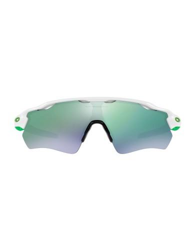 מוצרי Oakley לגברים Oakley Radar EV path polished white jade iridium - ירוק