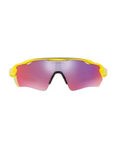 מוצרי Oakley לגברים Oakley Radar ev path tdf team prizm road - ורוד/צהוב