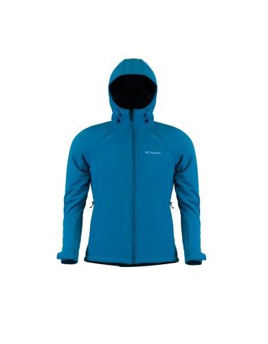 מוצרי קולומביה לנשים Columbia Phurtec II Softshell - כחול