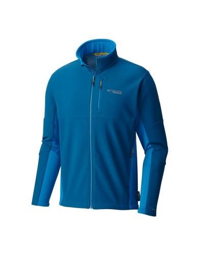 מוצרי קולומביה לגברים Columbia Titan Ridge II Hybrid - כחול