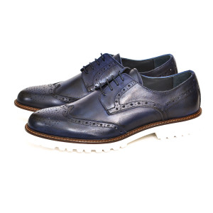 מוצרי מוריסון די לגברים Morrison D 914 CALF - כחול