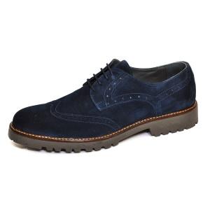 מוצרי מוריסון די לגברים Morrison D 914 SUEDE - כחול