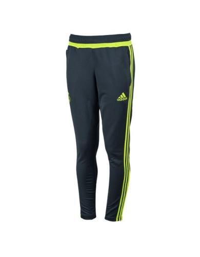 מוצרי אדידס לגברים Adidas Real madrid - אפור/ירוק