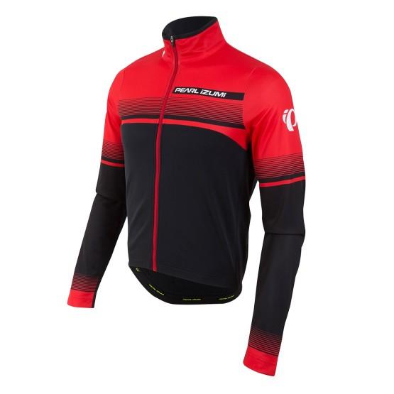 מוצרי פרל איזומי לגברים Pearl Izumi Pearl Izumi Select Thermal Ltd Jersey - שחור/אדום