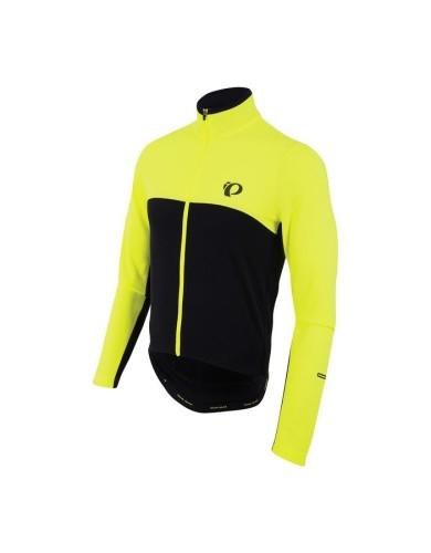 מוצרי פרל איזומי לגברים Pearl Izumi Pearl Izumi Select Thermal Jersey - צהוב