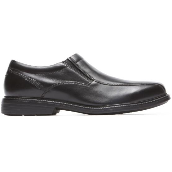 מוצרי רוקפורט לגברים Rockport Charles Road Slip On - שחור