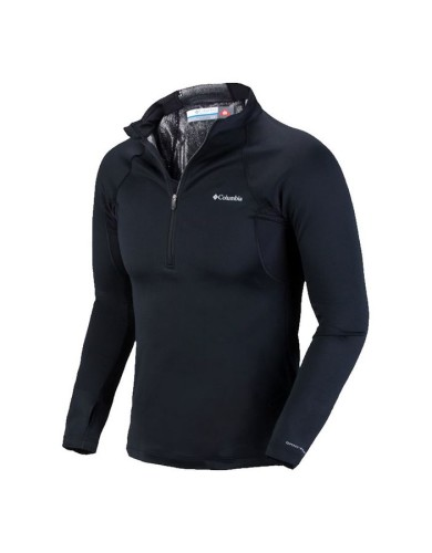 מוצרי קולומביה לגברים Columbia Extreme Fleece II - שחור