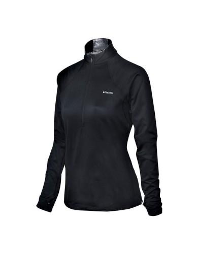 מוצרי קולומביה לנשים Columbia Extreme Fleece Half Zip - שחור