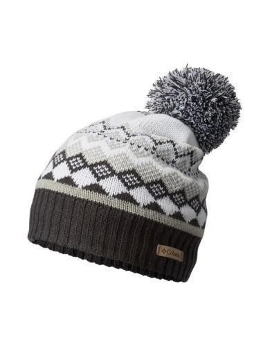 מוצרי קולומביה לנשים Columbia Winter Blur Beanie - לבן