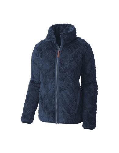 מוצרי קולומביה לנשים Columbia Fire Side Sherpa - כחול