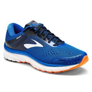 מוצרי ברוקס לגברים Brooks Adrenaline GTS 18 - כחול