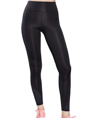 מוצרי לונקס לנשים Lynx Uppereast Black leggings - שחור