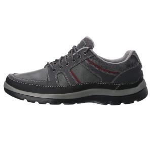 מוצרי רוקפורט לגברים Rockport Get Your Kicks Mudguard Blucher - אפור כהה