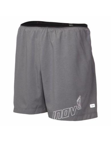 מוצרי אינוב 8 לגברים Inov 8 Atc 5 Trail short - אפור