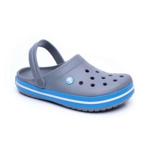 מוצרי Crocs לנשים Crocs Crocband - אפור/כחול