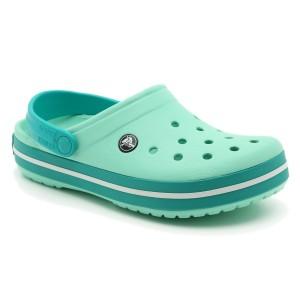 מוצרי Crocs לנשים Crocs Crocband - ירוק בהיר