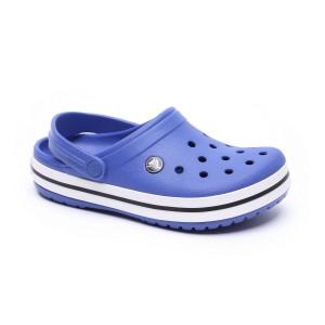 מוצרי Crocs לנשים Crocs Crocband - כחול/לבן