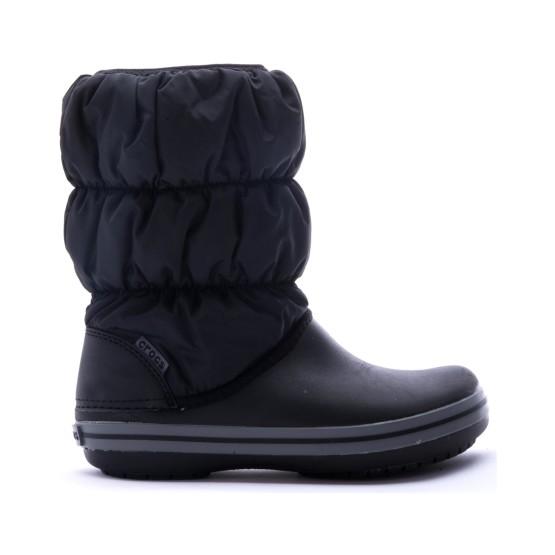 מוצרי Crocs לנשים Crocs Winter Puff Boot - שחור