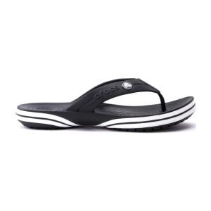 מוצרי Crocs לנשים Crocs Crocband X Flip - שחור
