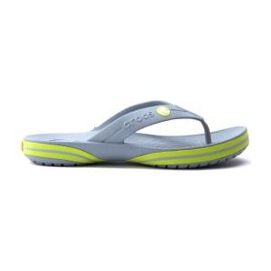 מוצרי Crocs לנשים Crocs Crocband X Flip - אפור