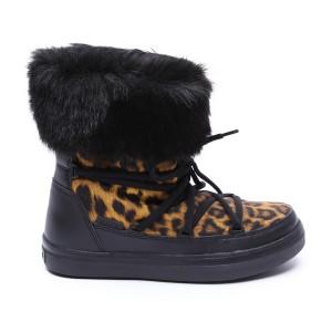 מוצרי Crocs לנשים Crocs LodgePoint Lace Boot - מנומר