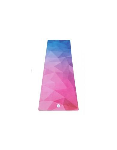 מוצרי YOGASTORE לנשים YOGASTORE Yoga Mat Pro - ורוד/כחול