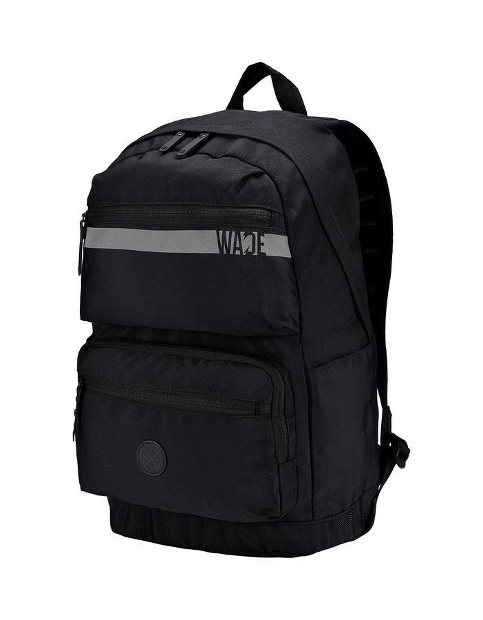 מוצרי לי נינג לנשים Li-Ning Wade Training Backpack - שחור מלא