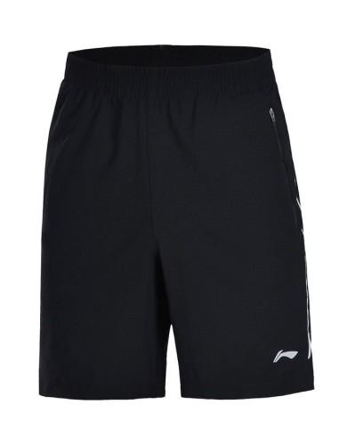 מוצרי לי נינג לגברים Li-Ning Woven Sweat Pants - שחור