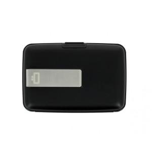 מוצרי אוגון לגברים OGON Clip Wallet - שחור