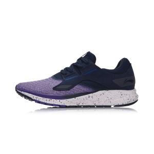 מוצרי לי נינג לנשים Li-Ning Lightweight Running - אפור/סגול