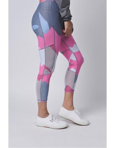 מוצרי לופופ לנשים LUPOP Pink Camouflage - ורוד