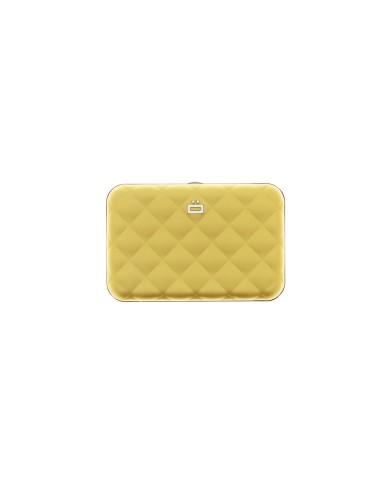 מוצרי אוגון לנשים OGON Quilted Button - זהב