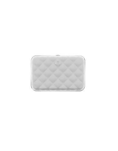 מוצרי אוגון לנשים OGON Quilted Button - כסף