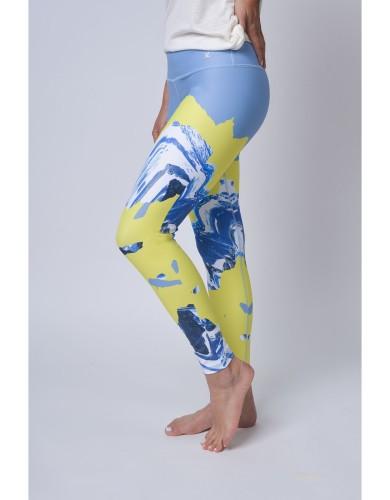 מוצרי לופופ לנשים LUPOP Ski - צהוב