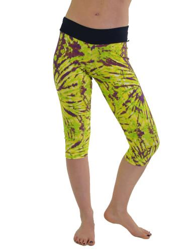 מוצרי ריו גים לנשים Rio Gym Cropped Capri - צבעוני