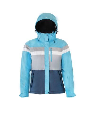 מוצרי ICEPEAK לנשים ICEPEAK KATIA - אפור/כחול